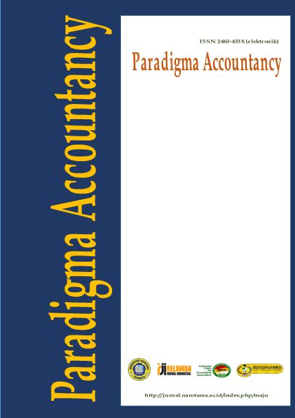 Hasil gambar untuk jurnal akuntansi paradigma